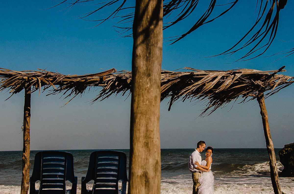 Julio Caraballo Fotógrafo de boda Leo Gaby